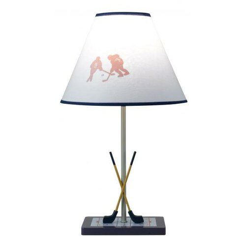 Cal Lighting Hockey Table Lamp