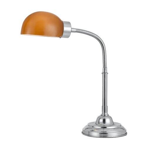 "Cal Lighting Cartagena 18"" H Table Lamp with Bowl Shade"