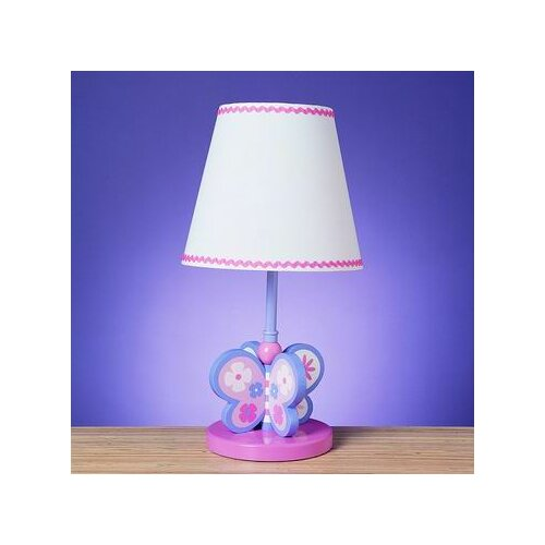 Cal Lighting Butterfly Table Lamp with Shade