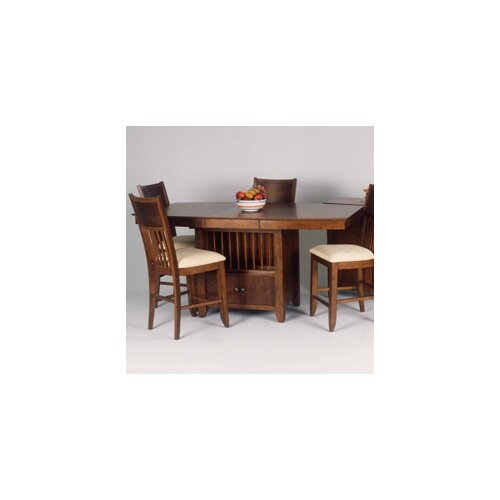 Comfort Decor Broadway Counter Height Dining Table