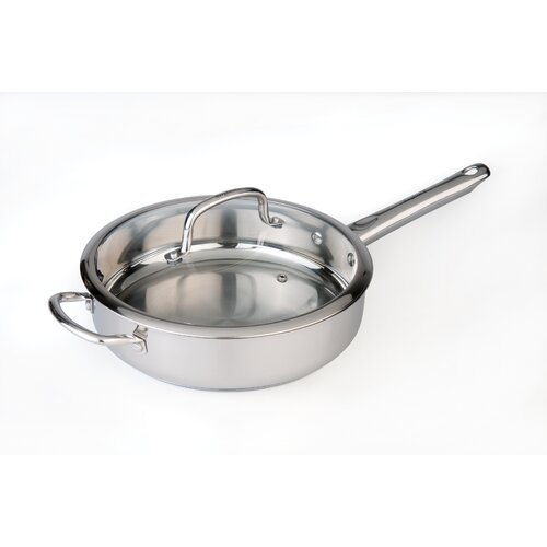 "BergHOFF International Boreal 10"" Skillet with Lid"
