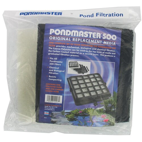 Danner Carbon and Coarse Filter For Pond Master