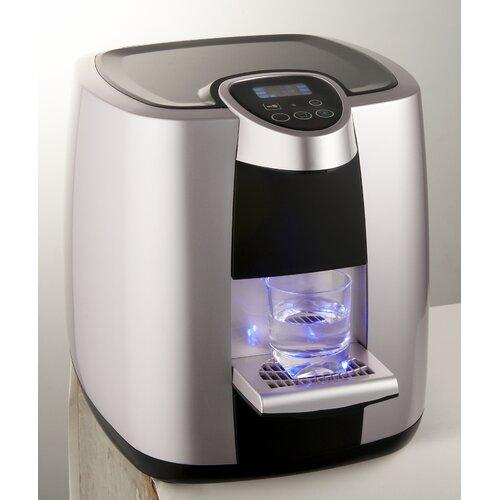 Countertop Bottleless Water Dispenser : Countertop Bottleless Water Cooler with UV Purification