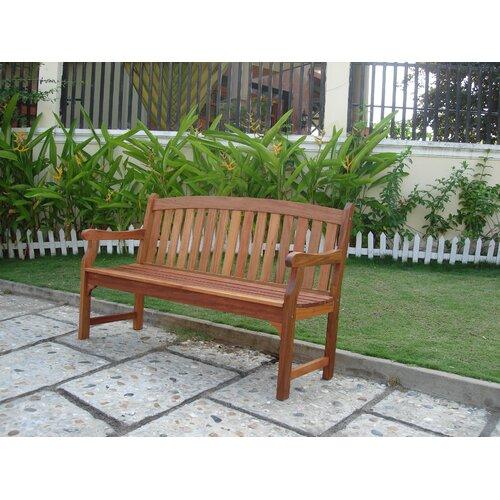 Vifah Eucalyptus Garden Bench