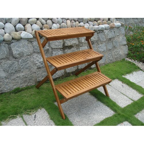 Vifah Three-Level Planter Stand