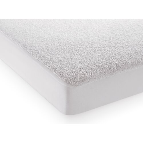Comfort terry hypoallergenic waterproof and breathable for Breathable crib mattress