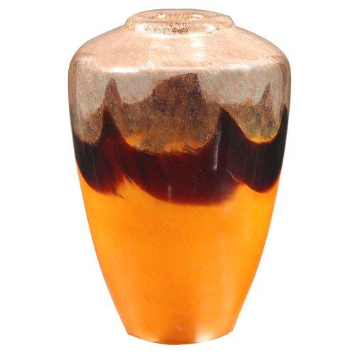 Dale Tiffany Sonora Broad Vase