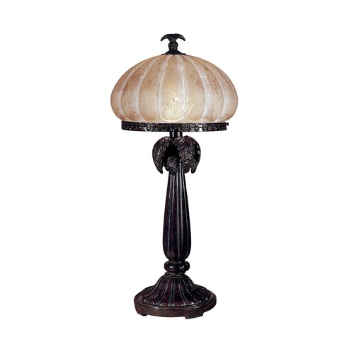 Dale Tiffany Musetta 1 Light Table Lamp