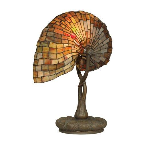 "Dale Tiffany 19.5"" H 1 Light Table Lamp"