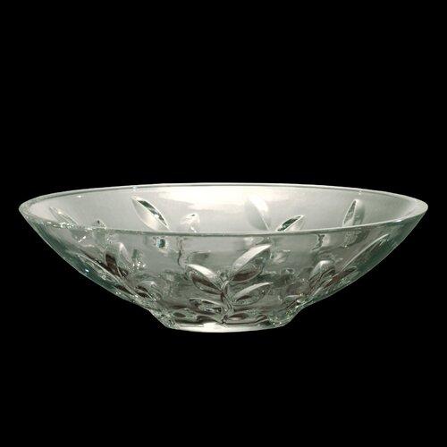 Dale Tiffany Leaf Vine Decorative Bowl