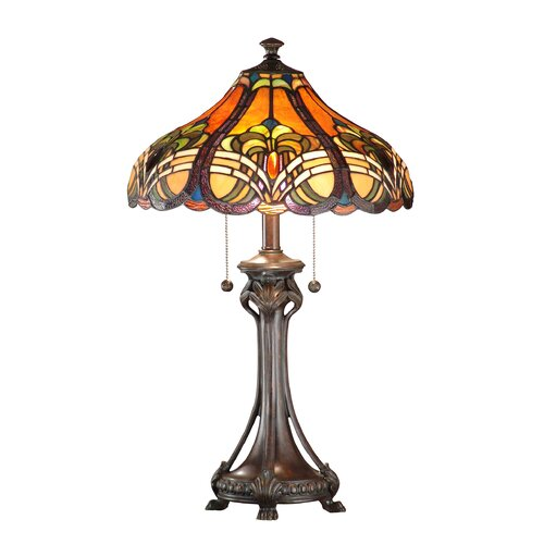 Dale Tiffany Bellas Table Lamp