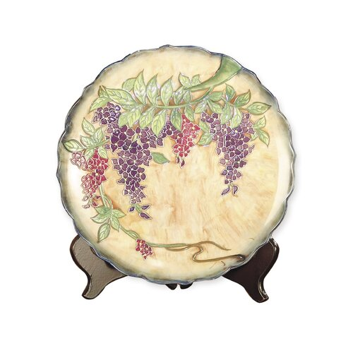Wisteria Charger