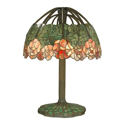 Dale Tiffany 6 Light Table Lamp
