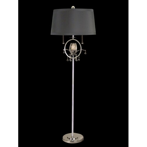 Dale Tiffany Sullivan 2 Light  Floor Lamp