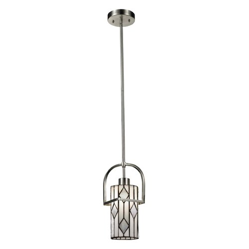 Dale Tiffany Rossano 1 Light Mini Pendant