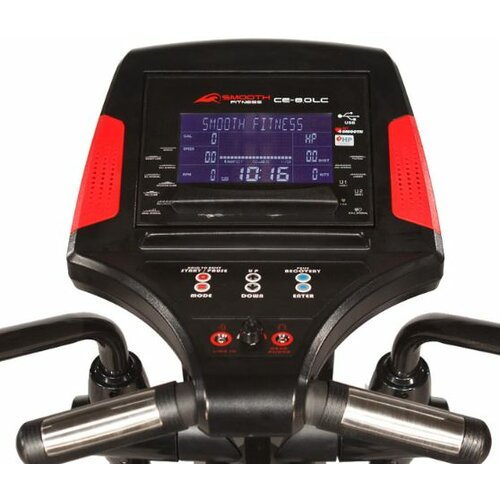 Smooth Fitness CE 8.0 LC Elliptical