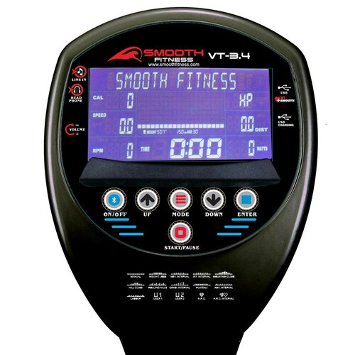 Smooth Fitness 3.4BT Vertical Trainer