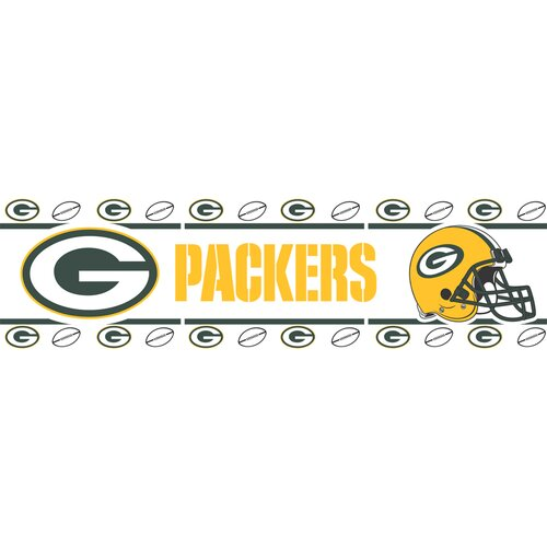 Sports Coverage Inc. NFL Wallpaper Border