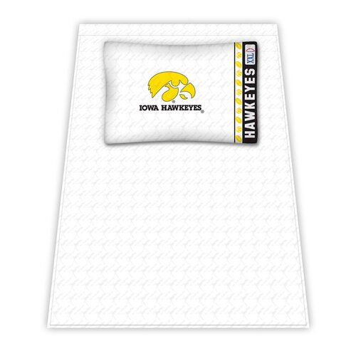 Sports Coverage Inc. NCAA Micro Fiber Sheet Set