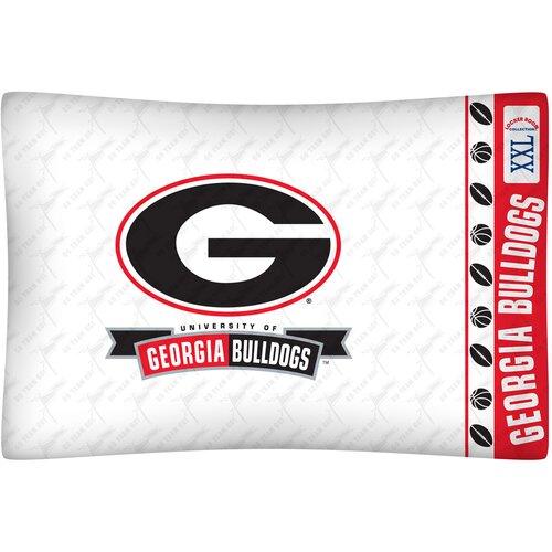 NCAA Pillowcase