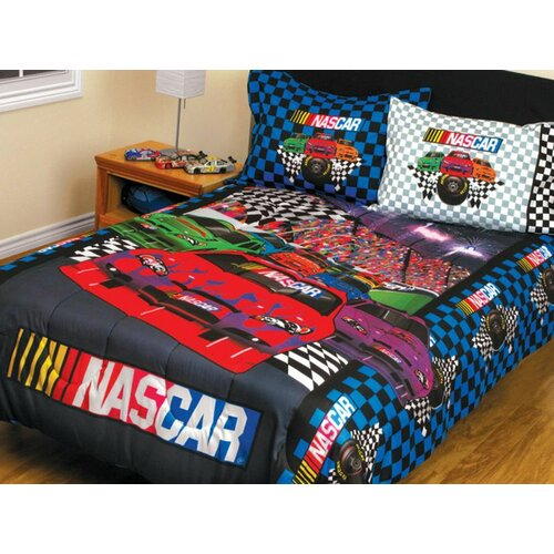 Nascar 3 Piece Bed in a Bag