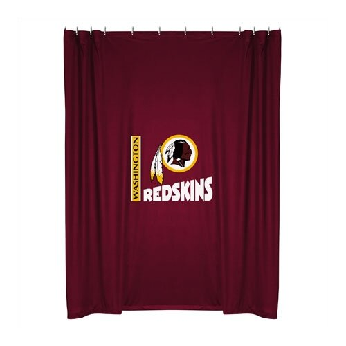 Sports Coverage Inc. NFL Shower Curtain
