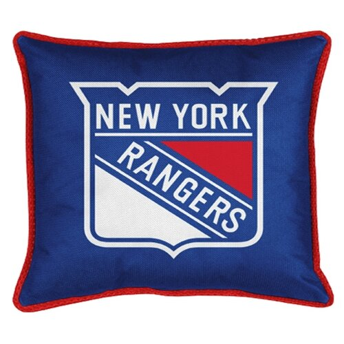 Sports Coverage Inc. NHL Toss Pillow