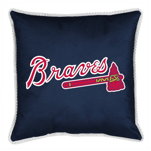 Sports Coverage Inc. MLB Sidelines Pillow