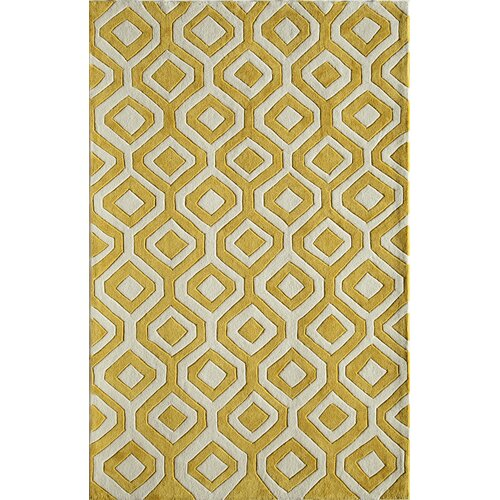 Gramercy Limon Yellow Rug