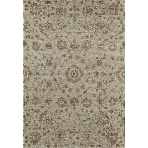 Rallye Tan Wheat Rug