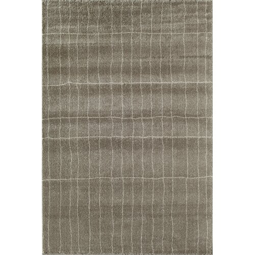 Tangier Tan Striped Rug