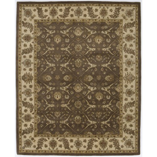 Dynasty Pebble Brown Rug
