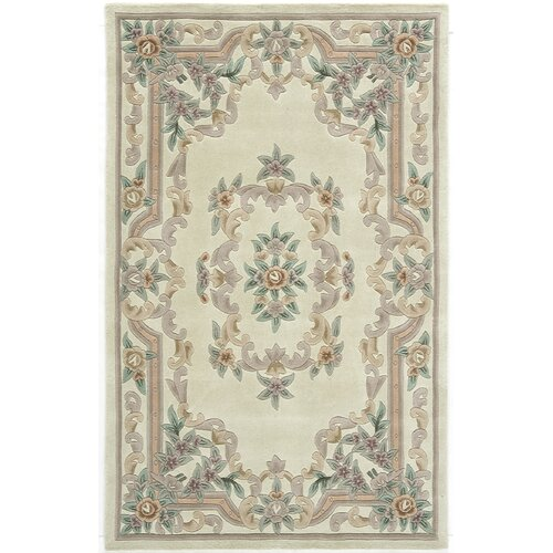 Aubusson Rugs Macys: Rugs America New Aubusson Ivory Area Rug & Reviews