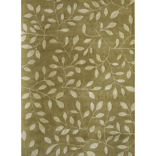 Rugs America Allure Lemon Field Rug
