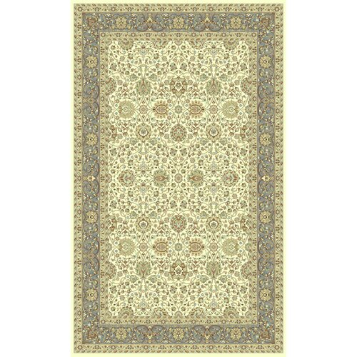 Rugs America Monticello Cream Shiraz Rug