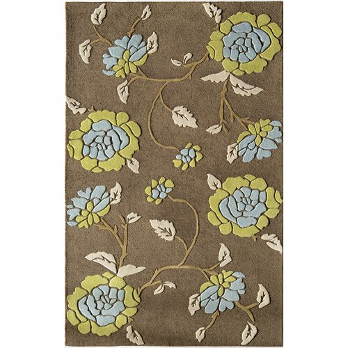 Pacific Maple Forest Rug