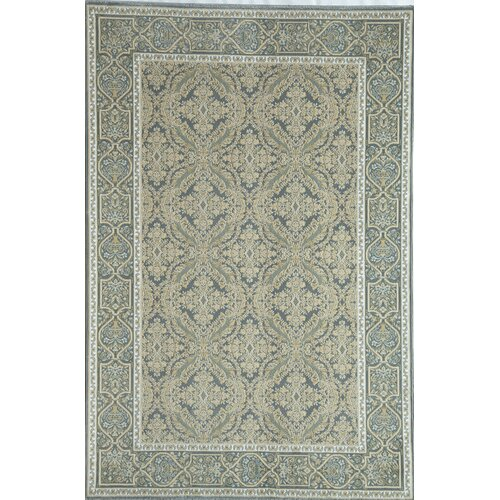 Verona Light Blue Garden Rug