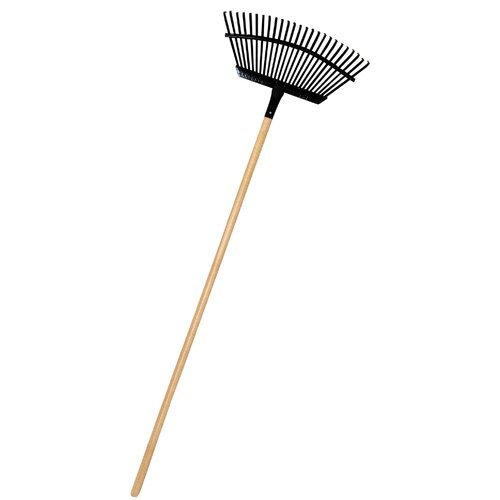 "Ames 18"" Superflex™ Rake"