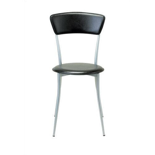 Adesso Leather Side Chair