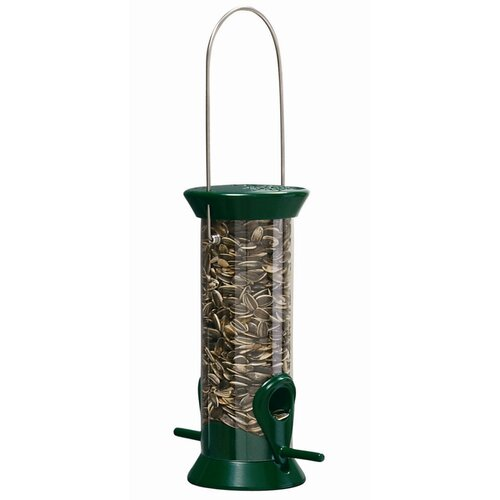 Droll Yankees New Generation Sunflower/Mixed Seed Nyjer/Thistle Bird Feeder