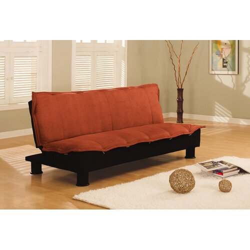 LifeStyle Solutions Serta Dream Charmaine Convertible Sofa