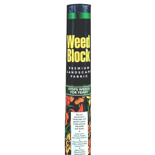 Easy Gardener Weedblock Weed Growth Landscape Fabric