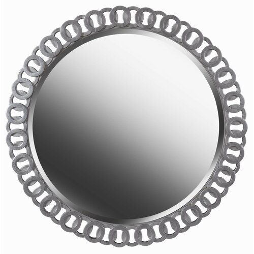 Wildon Home ® Geo Wall Mirror