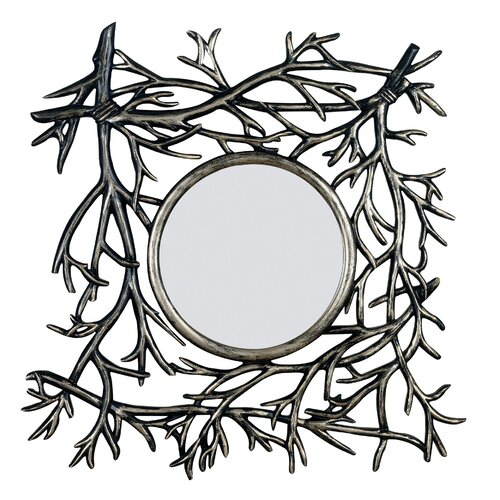 Wildon Home ® Bramble Wall Mirror