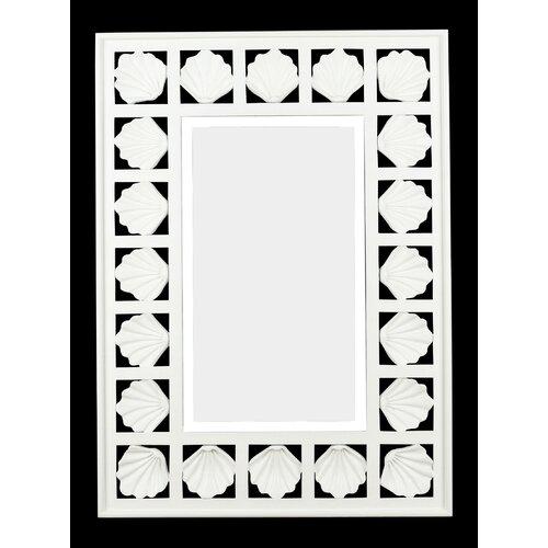 Wildon Home ® Seabreeze Wall Mirror