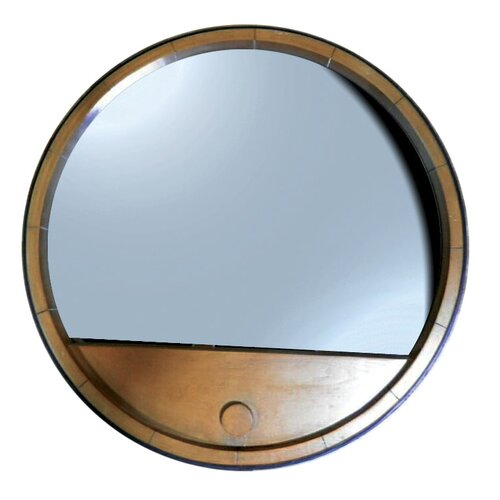 Wildon Home ® Vino Wall Mirror