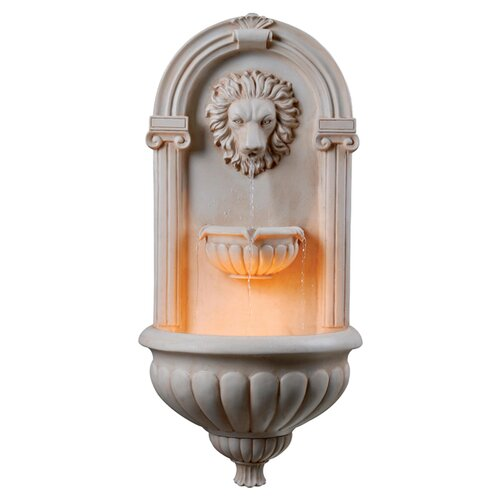 Wildon Home ® Caleb Wall Fountain