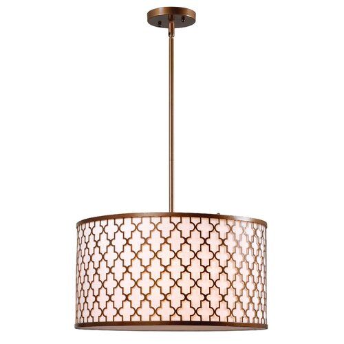 Wildon Home ® Azalea 3 Light Pendant