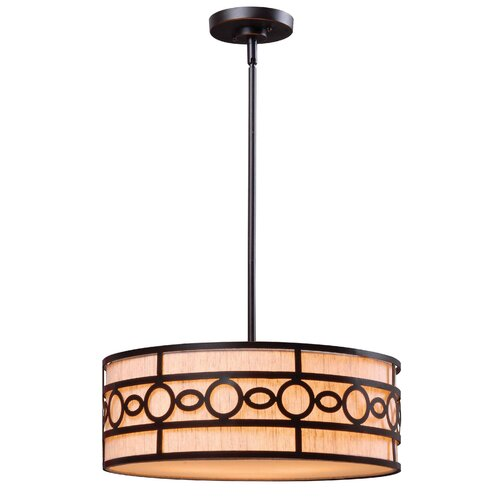 Albury 3 Light Pendant