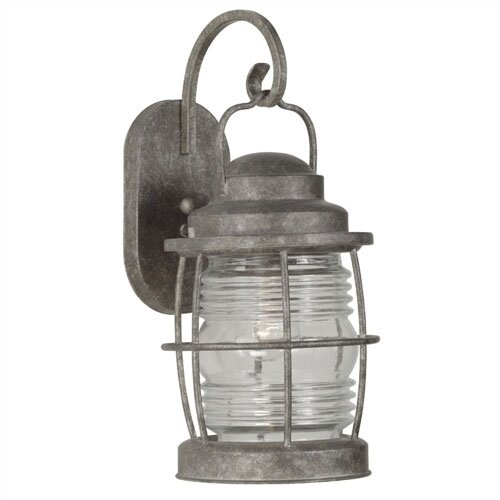 Wildon Home ® Beacon Large Wall Lantern